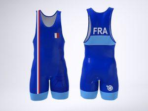 Combinaison de lutte France