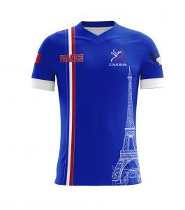 T-shirt équipe de France face