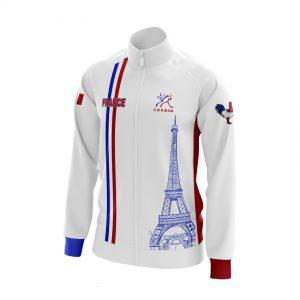 Veste équipe de France face