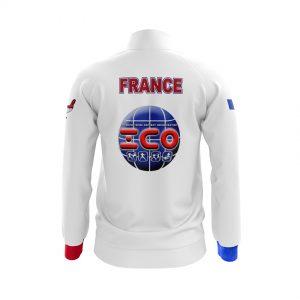 Veste équipe de France dos